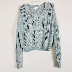 Decree Sweater Size Large